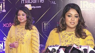 Bigg Boss 12 Rumoured Contestant Tanushree Dutta At At IReel Awards 2018