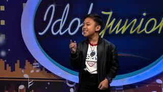 Senangnya Junior ini mendapat ucapan ulang tahun dari para juri! - Indonesian Idol Junior 2018