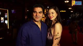Arbaaz Khan Spotted Doing Party With GF Georgia At Mumbai Night Club