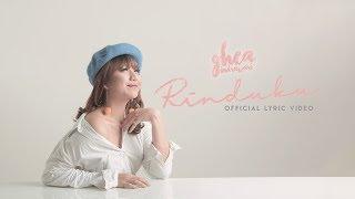Ghea Indrawari - Rinduku (Official Lyric Video) #LaguPopulerIndonesia