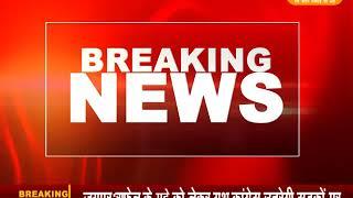 जोधपुर के ओसियां से खबर ||  बेकाबू डंपर ने तोड़े कई बिजली के पोल