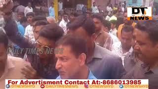 Bahadurpura MLA Mozam Khan Ka   Tadban Mai Paidal Daura