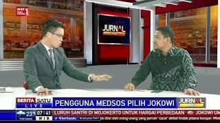 Dialog: Pengguna Medsos Pilih Jokowi #3