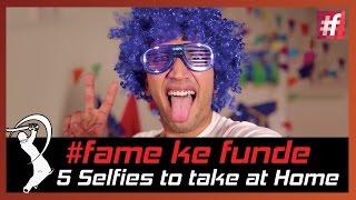5 Selfies To Take At Home During Match fame