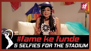 5 Must Take Selfies During A Match fame