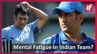 Mental Fatigue In Indian Team Harsha Bhogle Review | Cricket Video