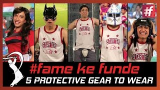 5 Protective Gear To Wear To A Match