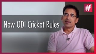fame cricket New ODI Cricket Rules Harsha Bhogle Review