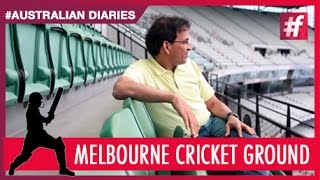 Exploring The Melbourne Cricket Ground AustraliaDiaries | Cricket Video