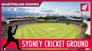 Facts About Sydney Cricket Ground AustraliaDiaries | Cricket Video