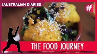 fame cricket - The Food Journey - #AustraliaDiaries with Harsha Bhogle