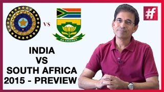 fame Cricket - India Vs South Africa Series  2015 - Preview