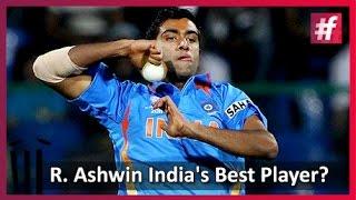R.Ashwin India's Best Player Harsha Bhogle's Picks | Test Series