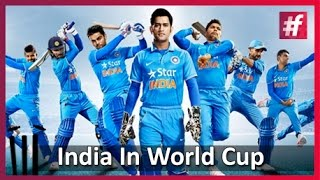 India's Journey in ODI World Cup All Matches | Indian Team Performance| Cricket Video