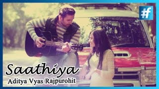 Saathiya Aditya Vyas Rajpurohit | Teaser