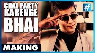 What's Trending Chal Party Karenge Bhai King Maddy | The Making
