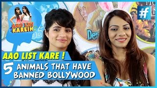Why Do Animals Hate Our Bollywood