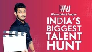 Win Prizes Worth Rs 1 Crore #BollywoodKaBadshah Abhishek Dutta - #fame Talent League