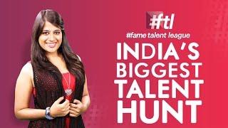 Win Prizes Worth Rs 1 Crore - SingingSensation Abhiruchi Singh - #fame Talent League