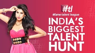 Win Prizes Worth Rs 1 Crore -FashionStar Aakriti Anand - #fame Talent League