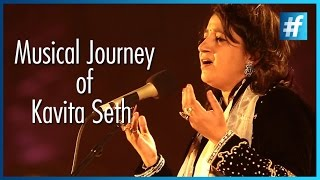 Musical Journey of Ghazal Singer 'Kavita Seth' | Woman's Day Special | #fame Music