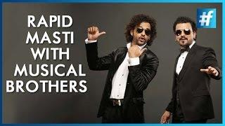 Rapid Fire Round With Toshi Sabri And Sharib Sabri - #fame Music