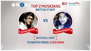 HDFC Life YoungStars | Musical Instruments Category – All India Finale Face Off 2016