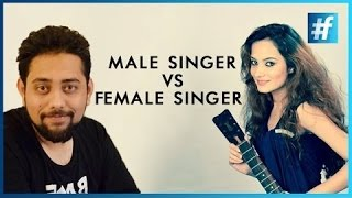 Bollywood Special - Male Singer V/s Female Singer | Rhythm22