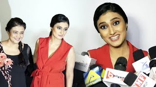 Ragini Khanna With Mother Kamini Khanna At Launch Of Her Single Song MUJHSE PYAAR KARTE HO