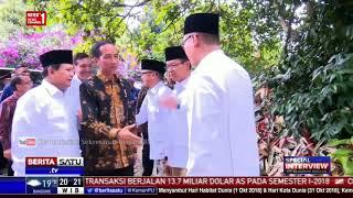 Special Interview With Claudius Boekan: Luhut: Jokowi Lebih Unggul dari Prabowo