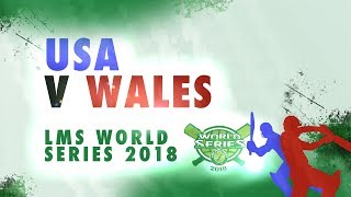USA v Wales | LMS Chester World Series 2018 | Day 4