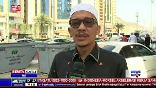 DPR Menilai Petugas Haji 2018 Santun dan Ramah