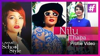 Nilu Yuleena Thapa - Profile Video | fame School Of Style