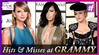 5 Grammys 2015 Hits and Misses