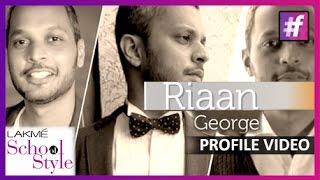 Riaan George - Profile Video | fame School Of Style