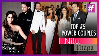 Top 5 Best-Dressed Power Couples | fame School Of Style