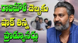 Producer Had No Prior Info About #RRR I RRR I rajamouli I Ram Charan I ntr I Rectv India