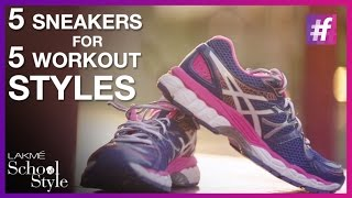 5 Best Workout Shoes For Women | fame School Of Style