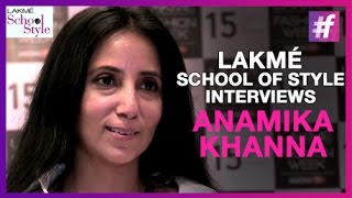 Anamika Khanna On Indian Fashion and Selecting Bridal Trousseau  | #LakmeFashionWeek #Exclusive