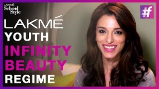 Night Time Beauty Routine with Lakme Youth Infinity Range | #fame School Of Style