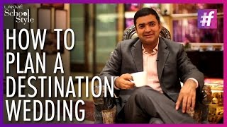 How To Plan A Destination Wedding | fame School Of Style