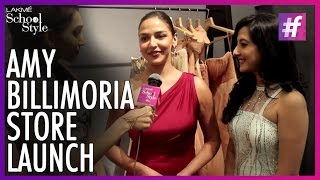 Bollywood Stars Ayushman Khurrana, Tanishaa Mukerji Talk About Fashion   #fame School Of Style