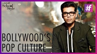 Karan Johar On Indian Pop Culture | Bollywood | fame School Of Style