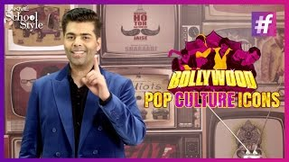 Karan Johar Talks About Bollywood Style Icons | fame School Of Style
