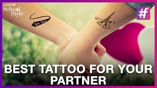 Where would you like to see a tattoo on your partner's body?   #fame School Of Style