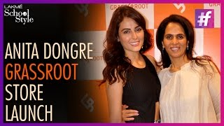 "Anita Dongre Store Launch - ""Grassroot- Revive, Sustain, Empower"""