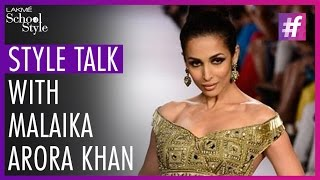 Style Talk With Malaika Arora Khan and Arpita Mehta | Lakme Fashion Week - Winter Festive 2015