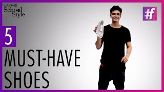 5 Must-Have Shoes For Men | Trend Report With Paras Tomar