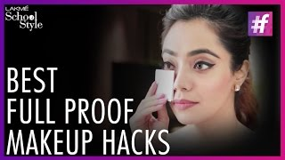 Basic Makeup Hacks | fame School Of Style