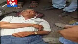 જામનગર-ફેસ-3 નજીક ટ્રકે સર્જ્યો ગંભીર અકસ્માત